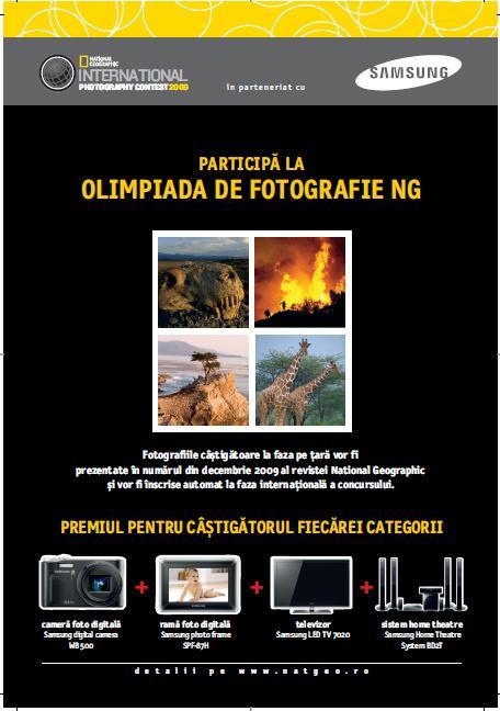 Olimpiada de fotografie NG